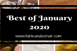 Best Recipes of January 2020